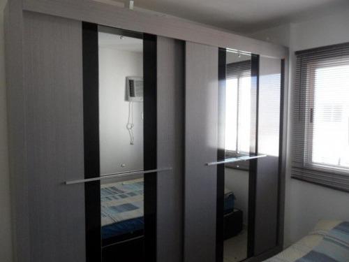 aluguel apartamento mobiliado campos dos goytacazes  brasil - 604-a