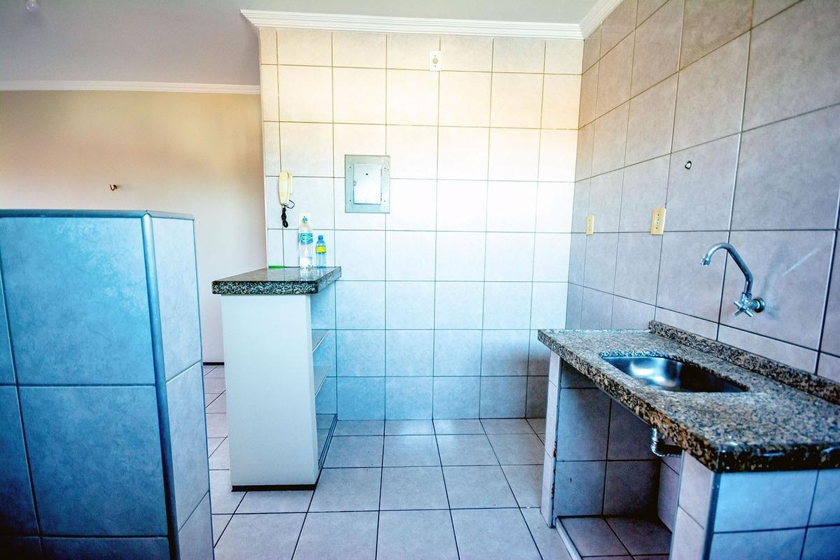 aluguel apartamento na maraponga - 2 quartos, garagem