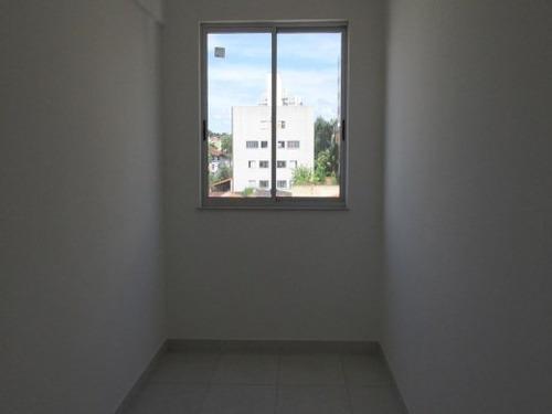 aluguel - apartamento novo com 2 quartos na pampulha. - 1422