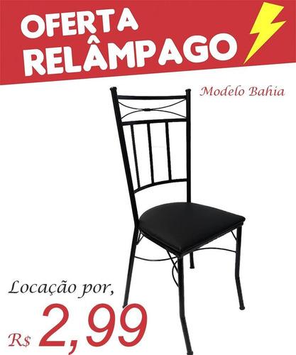 aluguel cadeiras mesas