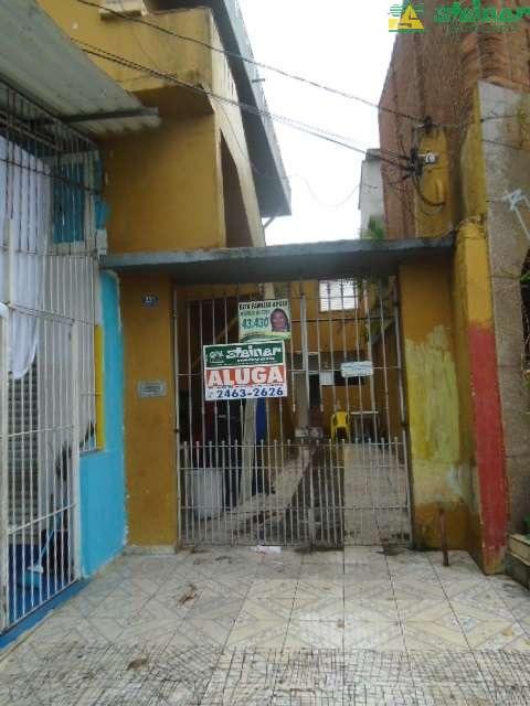 aluguel casa 1 dormitório jardim maria dirce guarulhos r$ 550,00