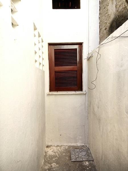 aluguel casa 1 quarto, área de serviço