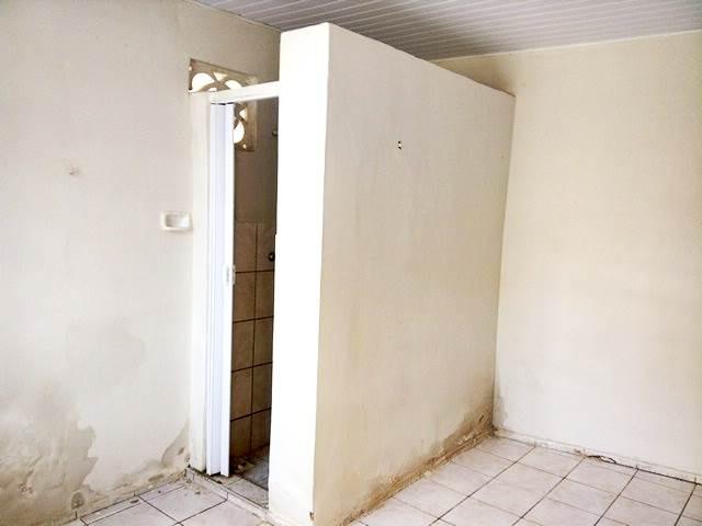 aluguel casa 2 quartos no bairro de fátima, garagem, quintal