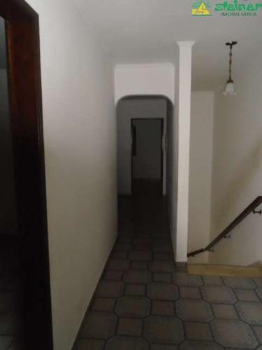 aluguel casa 3 dormitórios jardim santa cecília guarulhos r$ 1.700,00