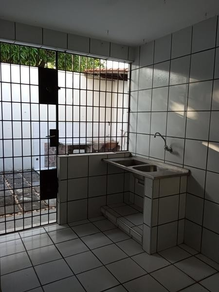 aluguel casa 4 quartos, churrasqueira, garagem - bairro cocó
