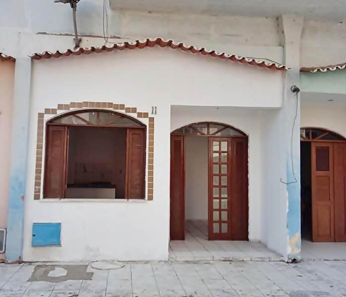 aluguel casa com 1 quarto, em frente a praça do liceu