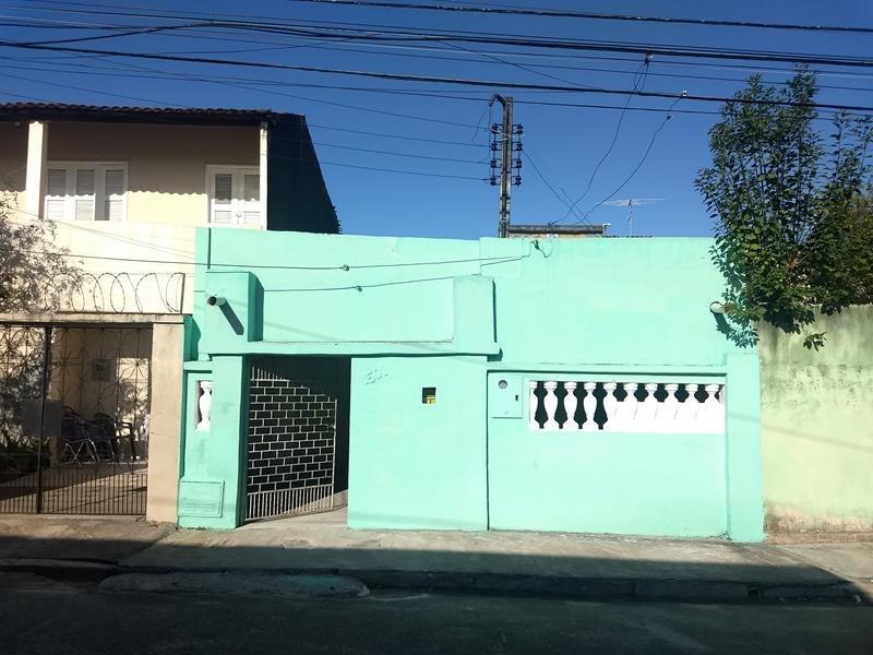 aluguel casa com 2 quartos - bairro joaquim távora