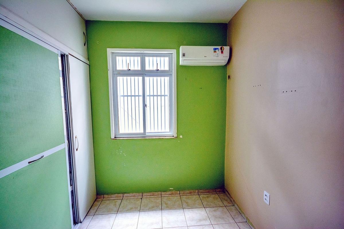 aluguel casa com 2 quartos, garagem - bairro de fátima