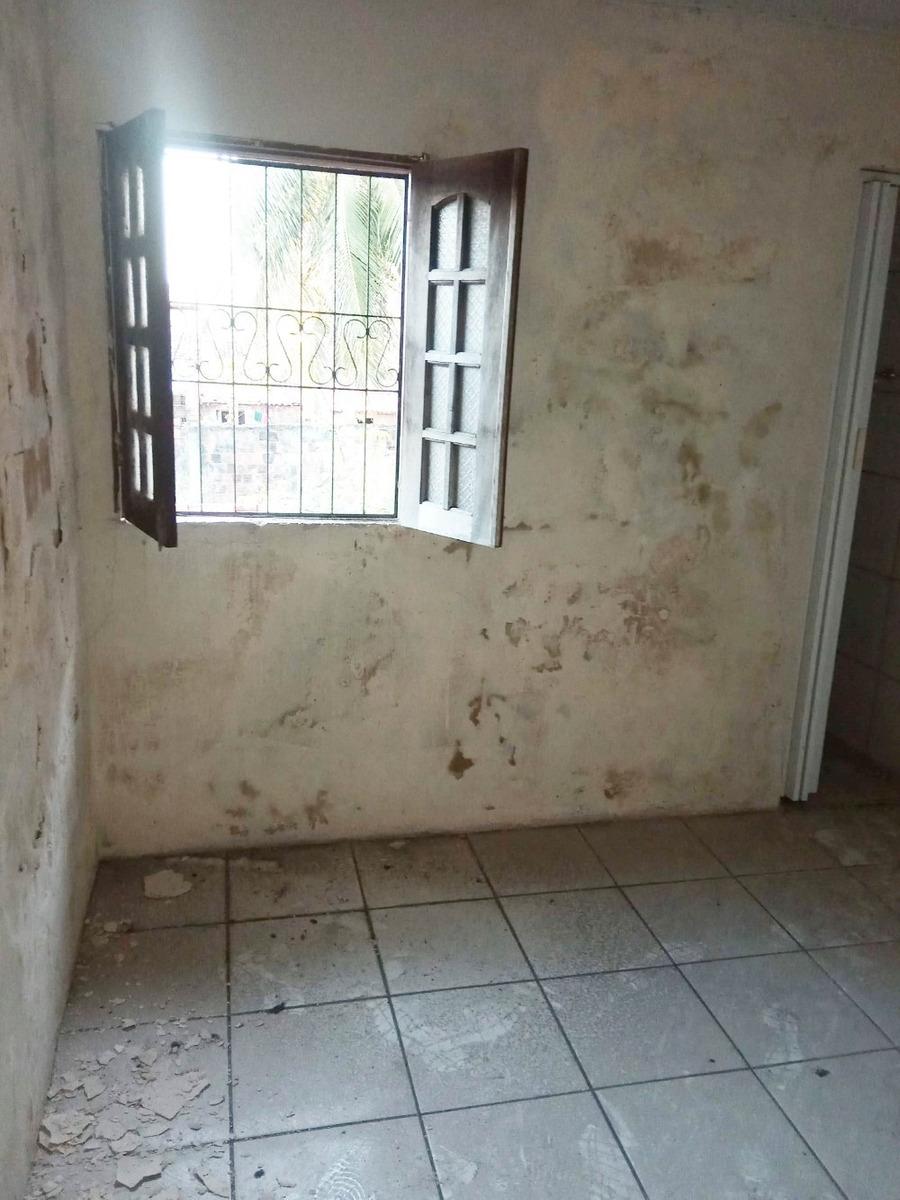 aluguel casa com 2 quartos, próximo posto de saúde