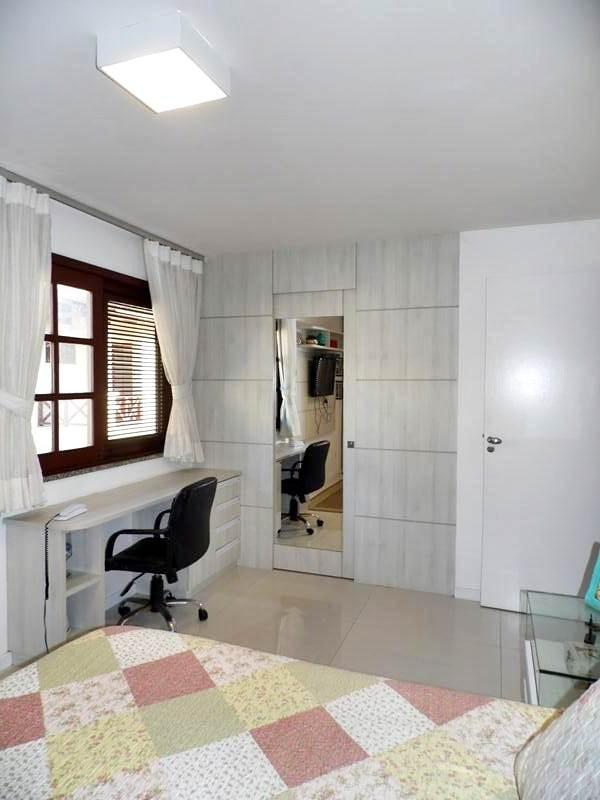 aluguel casa com garagem, lazer completo