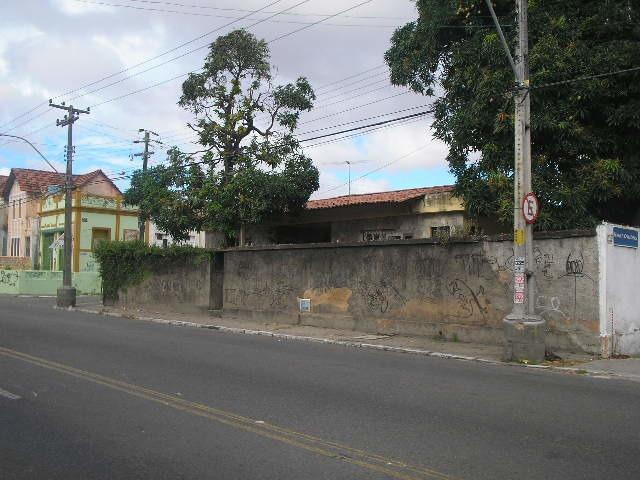 aluguel casa comercial no bairro damas - com garagem