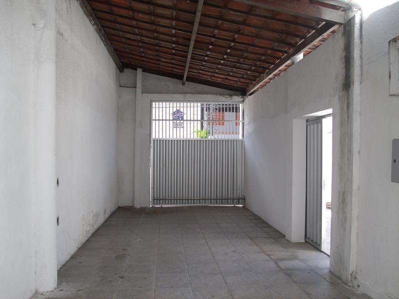 aluguel casa comercial suíte, quintal, garagem