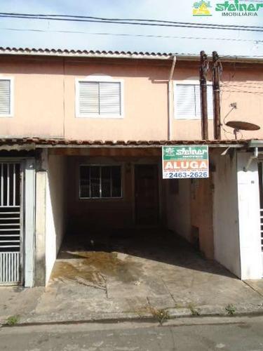 aluguel casas e sobrados em condomínio parque industrial cumbica guarulhos r$ 770,00