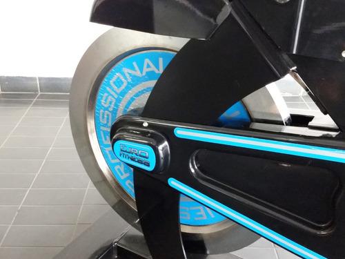 aluguel de bicicleta spinning profissional euro, mod. ef100.