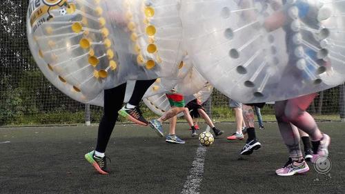 aluguel de bolhas para eventos diversos -- futebolha
