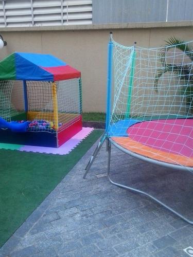 aluguel de brinquedos: cama elástica e piscina 3426-2370