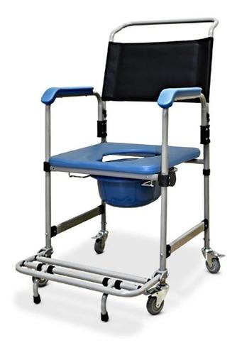 aluguel de cadeira de banho higienica 150 kg dellamed d50