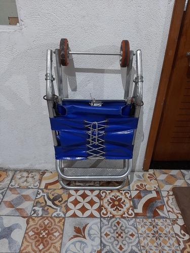 aluguel de cadeira especial para locais de difícil acesso