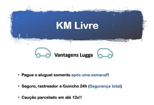 aluguel de carro para motoristas de app (uber, 99) km livre!