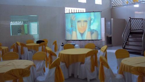 aluguel de datashow projetor hd telão whatsap 99675-2223