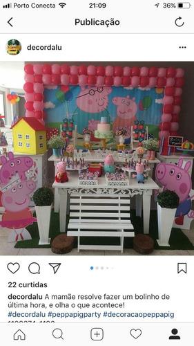 aluguel de decoração infantil.