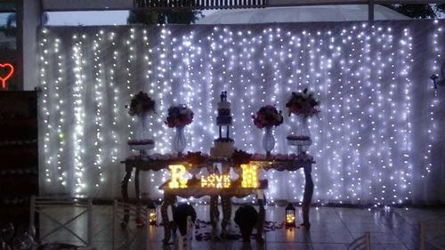 aluguel de decorações para festas e eventos  r$2.780,00