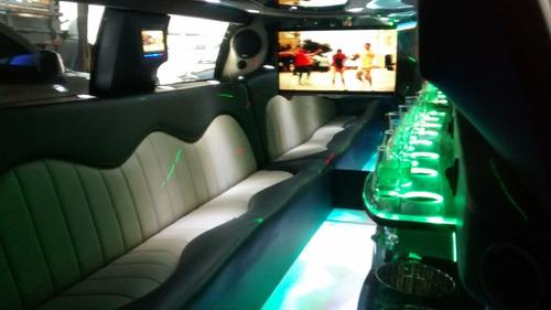 aluguel de limousines
