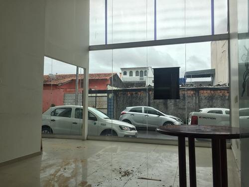 aluguel de loja com 39m2 climatizada na av darcy vargas - proximo ao amazonas shopping - ideal para esmalterias - 32188