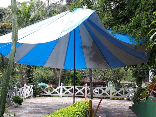 aluguel de lona paraquedas tipo circo