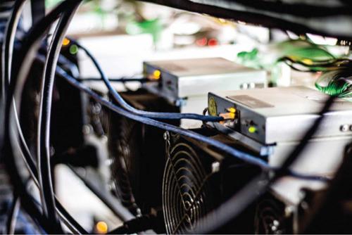 aluguel de máquinas para mineração (produção) de bitcoins