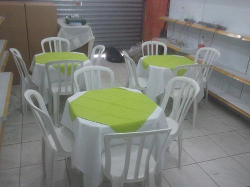 aluguel de mesa cadeira zona leste itaquera / itaim paulista