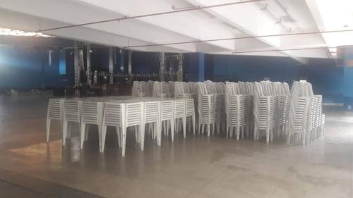 aluguel de mesas, cadeiras,capa de cadeira, tenda, itaquera