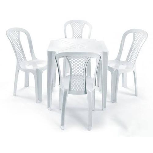 aluguel de mesas e cadeiras de ferro e plastico