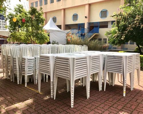 aluguel de mesas e cadeiras zona leste com frete grátis !!!
