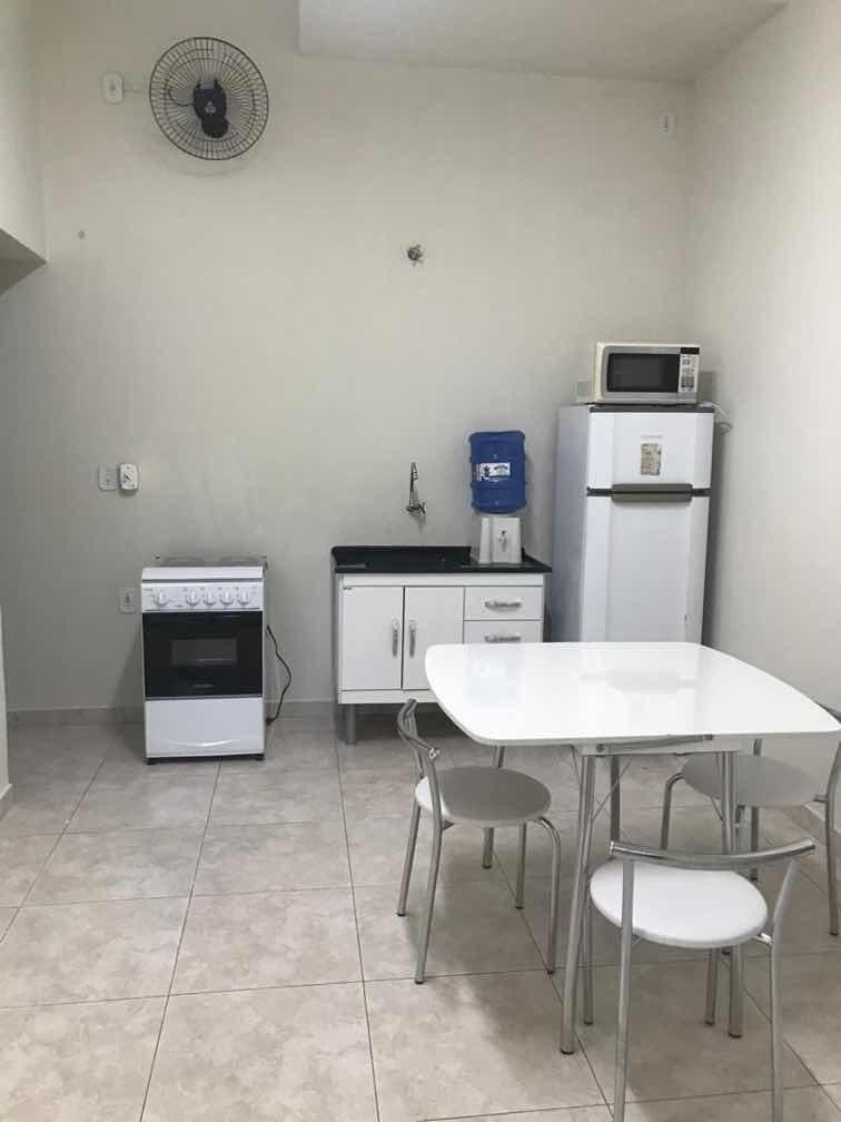 aluguel de quartos individuais