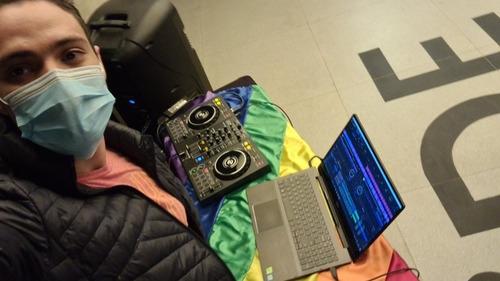 aluguel de som, equipamentos e dj