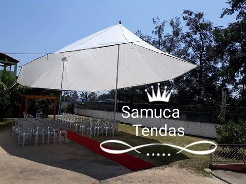aluguel e vendas de tendas - samuca tendas