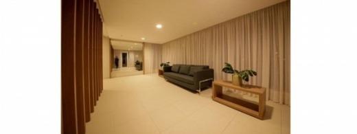 aluguel flat mogi das cruzes  brasil - 2448-a