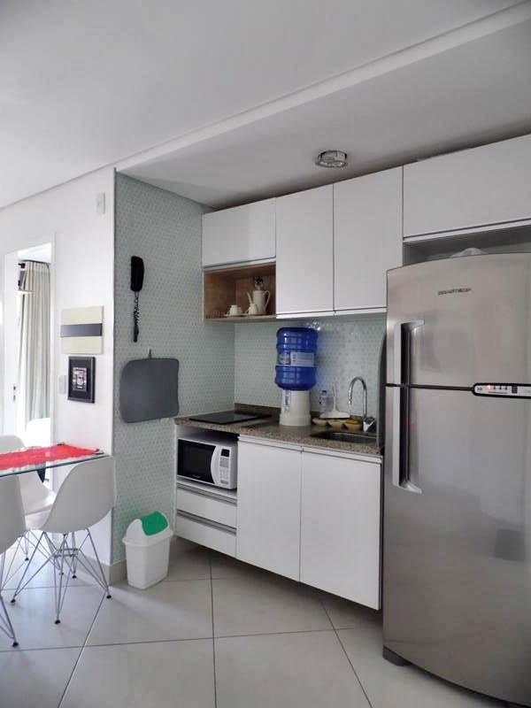 aluguel flat no meireles com garagem e lazer completo