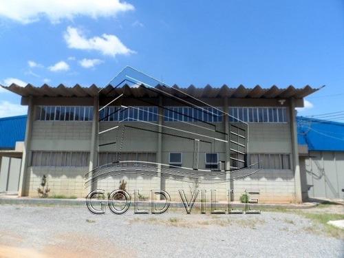 aluguel galpão araçariguama  brasil - 2512-a
