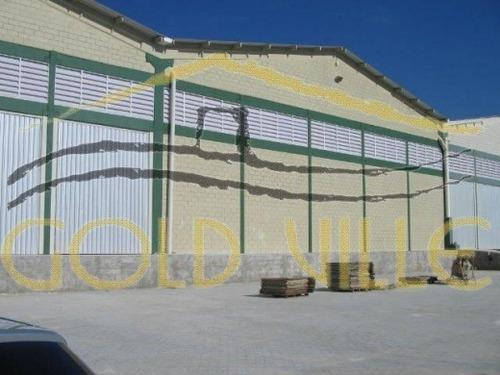 aluguel galpão araçariguama  brasil - 975-a