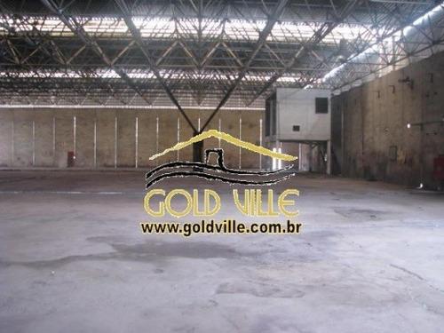aluguel galpão barueri  brasil - 049-a