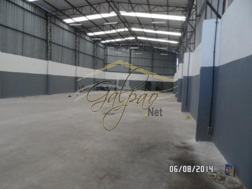 aluguel galpão barueri  brasil - 111-a