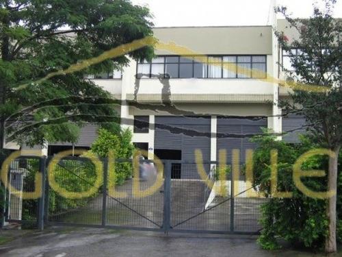 aluguel galpão barueri  brasil - 1122-a