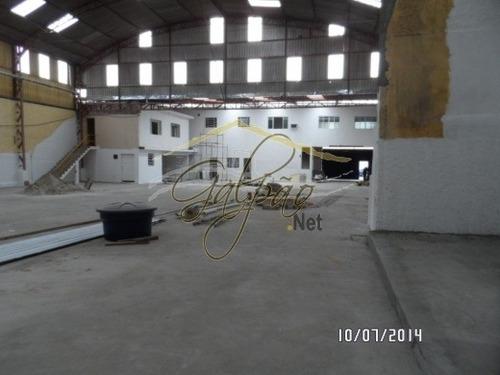 aluguel galpão barueri  brasil - 1212-a