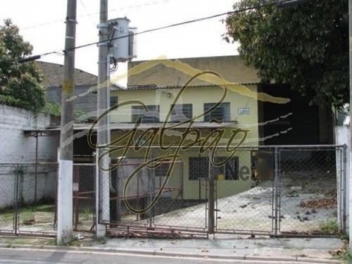 aluguel galpão barueri  brasil - 1379-a