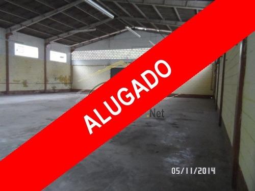 aluguel galpão barueri  brasil - 1424-a