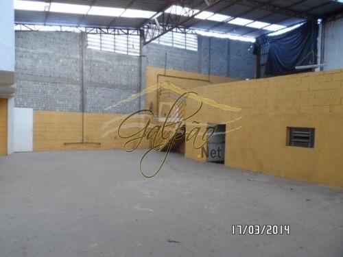 aluguel galpão barueri  brasil - 2125-a