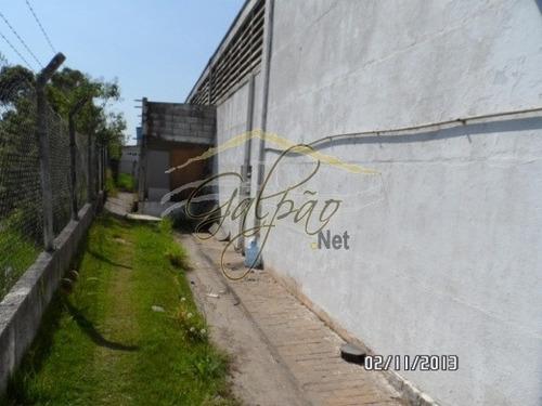 aluguel galpão barueri  brasil - 238-a
