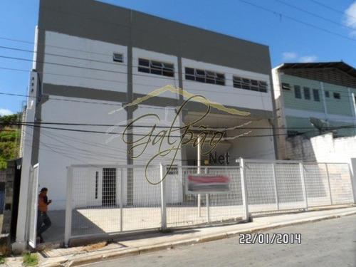 aluguel galpão barueri  brasil - 2518-a